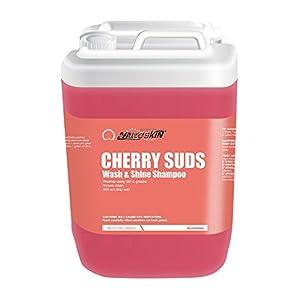 Nanoskin (NA-CSS640) Cherry Suds Wash & Shine Shampoo - 5 Gallon