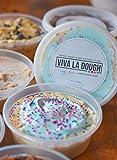 Viva La Dough Edible Cookie Dough - 100% Egg-Free - Birthday Cake (1 Pack - 8oz)