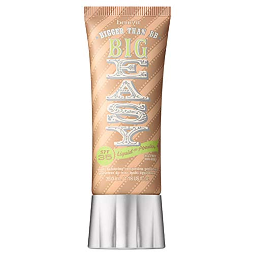 Benefit Bigger Than BB Big Easy Multi Balancing Complexion Perfector with SPF 35, No.03 Light/Medium, 1.18 Ounce