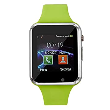 DKHSKITFJRLO Reloj Deportivo Android Smart Watch A1 Reloj ...
