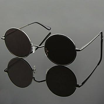 Burenqi@ Gafas de Sol, Gafas Redondas, Gafas Redondas y ...