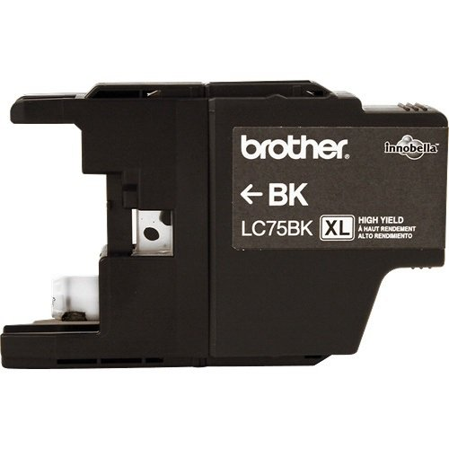 brother toner lc75bk - 4