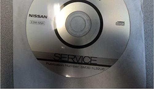 - 2017 NISSAN MICRA Service Repair Workshop Shop Manual CD NEW Factory