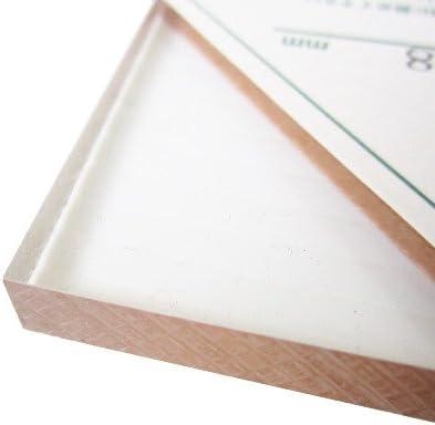 アクリル板 クリア 320×550×8mm