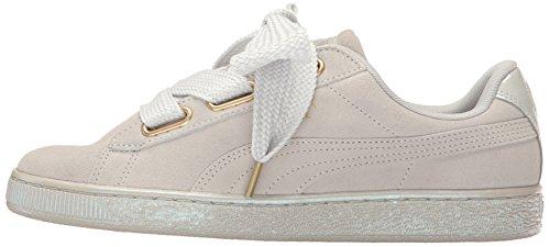 8dfd85805aa4 PUMA Women s Suede Heart Satin WN S Fashion Sneaker