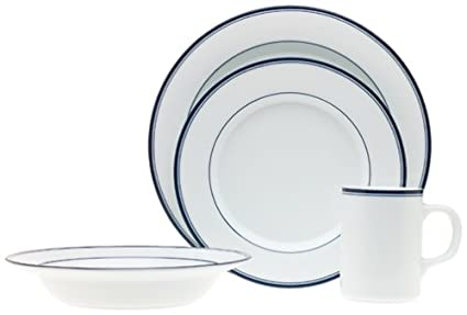 Dansk Concerto Allegro Blue 4-Piece Place Setting Service for 1  sc 1 st  Amazon.com & Amazon.com: Dansk Concerto Allegro Blue 4-Piece Place Setting ...
