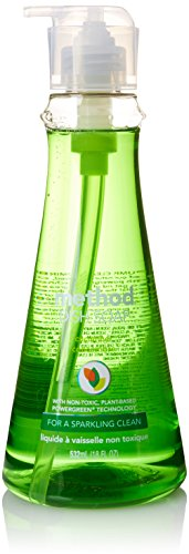 Method Dish Soap, Cucumber, 18 Ounce
