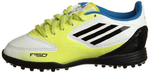 Botas Adidas F5 TRX TF Amarillas -Junior-