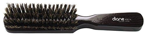 Diane D8116 8-Inch Men s Boar Bristle Styling Brus…