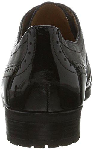 Stringate Black 23350 Nero Donna Caprice comb Nap Scarpe EZ4qwXxT