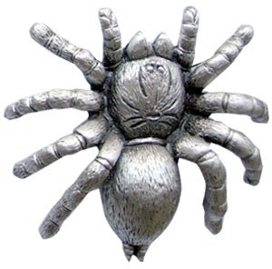 Mens TARANTULA SPIDER Alternative Retro Metal Belt Buckle