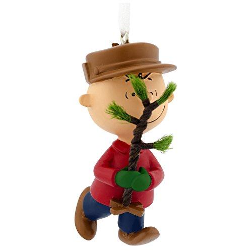 Hallmark Peanuts - Hallmark Peanuts Charlie Brown Holiday Ornament