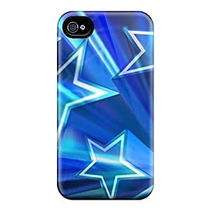 Iphone 4/4s EHF4835gRaf Allow Personal Design Beautiful Dallas Cowboys Pictures Durable Hard Phone Cover -PhilHolmes