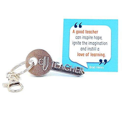 key2Bme TEACHER key inspirational appreciation product image
