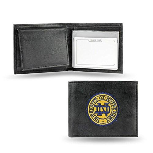 Rico Industries Notre Dame Fighting Irish Embroidered Billfold Wallet