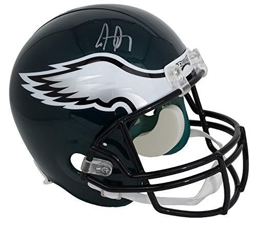 Jay Ajayi Signed Eagles Full Size Riddell Replica Helmet JSA Witnessed