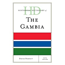 Historical Dictionary of The Gambia (Historical Dictionaries of Africa)
