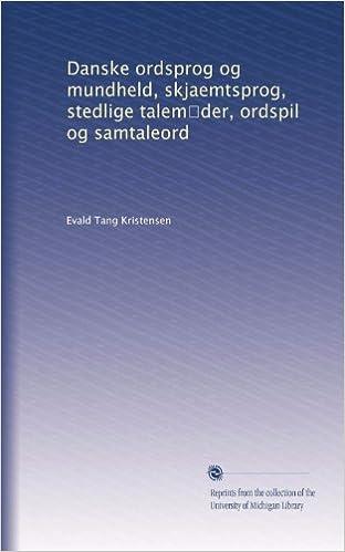 danske ordsprog og mundheld