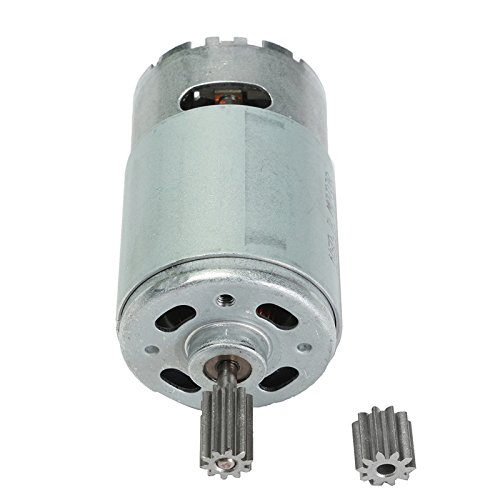 2 pcs universal 550 35000rpm electric motor rs550 12v for Universal electric company replacement motors