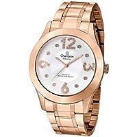 Relógio Champion Feminino Rosê CN29178Z