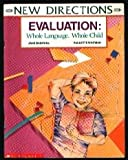 Evaluation, Jane Baskwill and Paulette Whitman, 0590718584