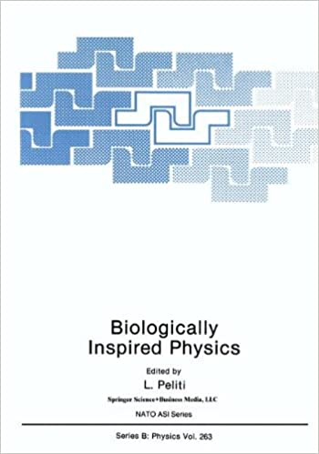 Biologically Inspired Physics (Nato Science Series B:)