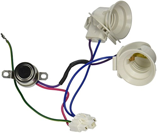 Kenmore 6621JK2003B Lamp Socket Assembly