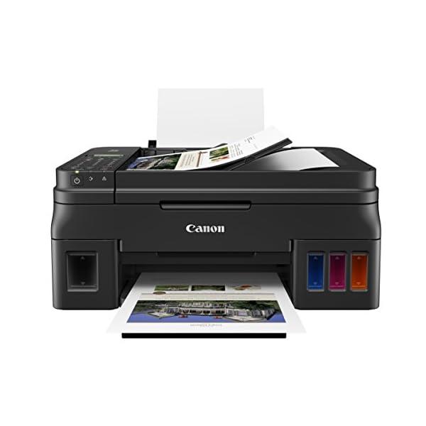 Canon PIXMA G4210 All-In-One Supertank Printer