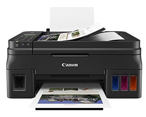- Canon PIXMA G4210 Wireless MegaTank All-In-One Printer