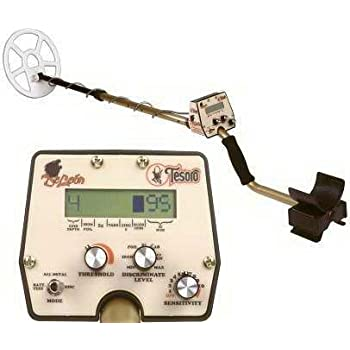Tesoro Deleon Metal Detector