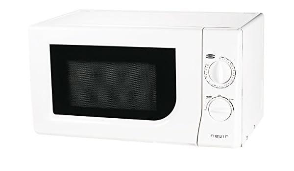 Nevir NVR-6014 M - Microondas: Amazon.es: Hogar
