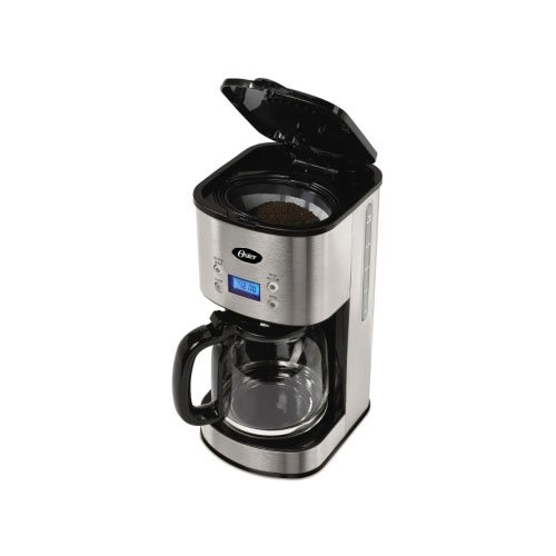 Oster Drip Coffee Maker : Oster 12-Cup Programmable Coffee Maker BVST-JBXSS41 - Stainless Steel by Oster - Gourmet Coffee ...