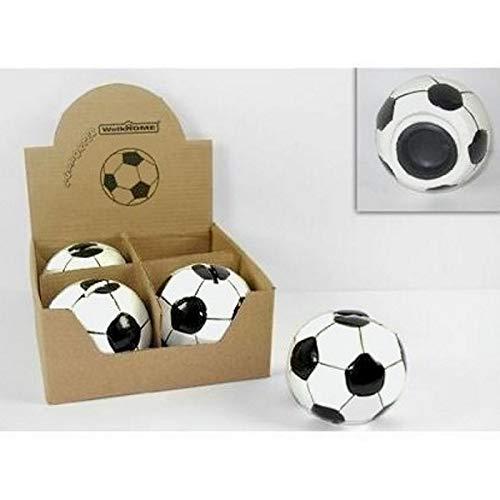 BG - Hucha de balón de fútbol (7 x 6,5 cm), diseño de balón de ...