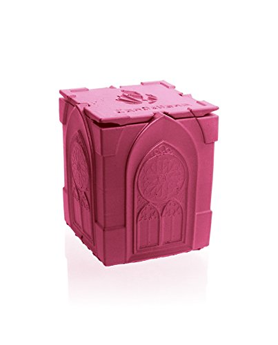 Gothic Dark Pink Scent Lavender Hill Candellana Candles Candlefort Concrete Candle