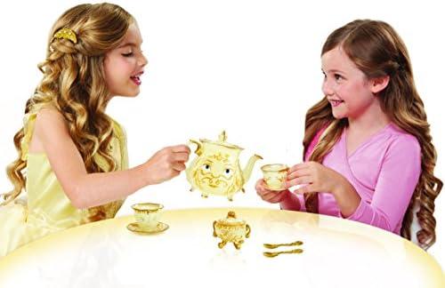 Disney Beauty & The Beast Live Action Enchanted Tea Set Playset