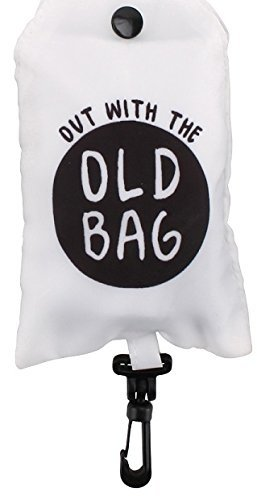 TOTES AMAZE Fold Away Shopping Bag in a Bag - reusable tote (I just saved myself 5p) CGB