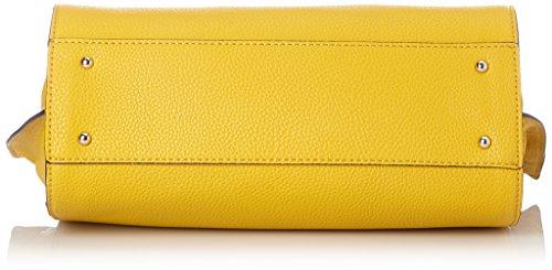 Guess Hobo, Borsa a Tracolla Donna, 16x28x45 cm (W x H x L) Arancione (Sun)
