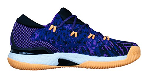 De Primeknit Boost Chaussures 2016 Adidas Basket Pourpre Crazylight Low Pour Homme gxwOHnq
