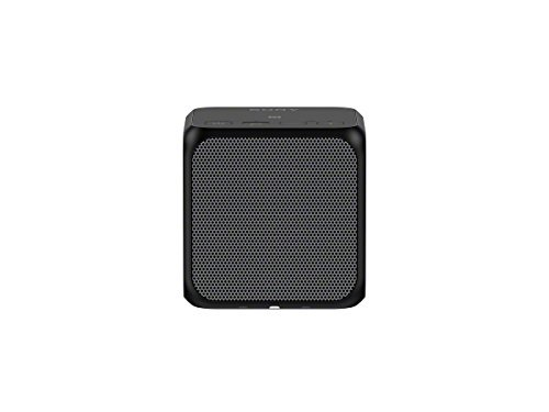 Sony SRSX11 Ultra-Portable Bluetooth Speaker Black