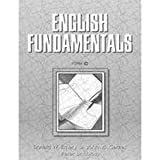 English Fundamentals : Form C, Emery, Donald W., 0023329467