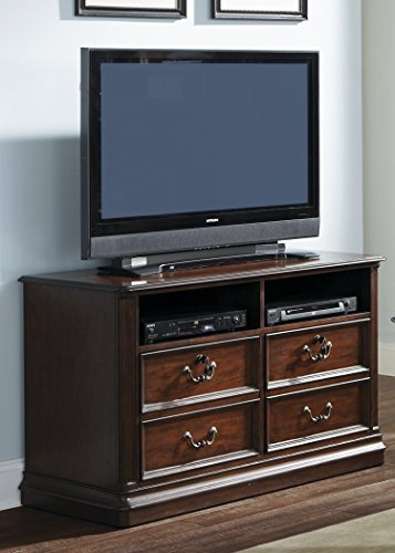 ioneyes furniture 273-ho146 brayton manor jr executive media lateral file, 46
