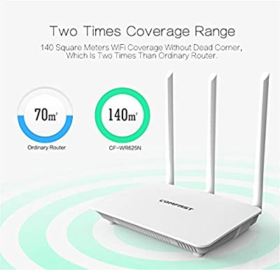 COMFAST CF-WR302S 300Mbps WiFi Repeater with Four Modes & Built-in Dual Realtek Chipset