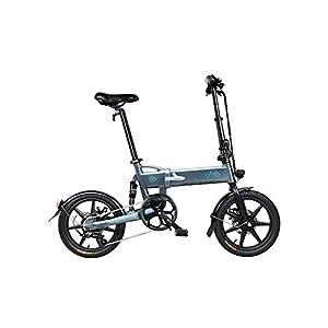 41BZTLFZjvL. SS300 FIIDO D2s Bici Elettrica Mountain Bike Elettrica Pieghevole Ebike Pneumatici da 16 Pollici Bici Elettrica Pieghevole…