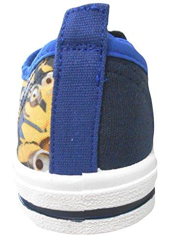 Zapatillas Me Minions Azul Lona Despicable Infantil De qPtnd5wB