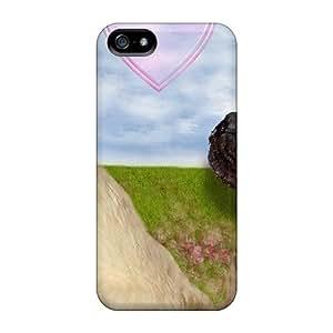 Iphone 5/5s Case Bumper Tpu Skin Cover For Puppy Love Accessories