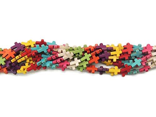 Multi Bead Cross - 3