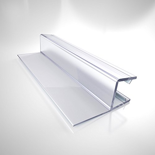 """free shipping DreamLine Clear Vinyl Seal 76"""" Length, 309F-10, for 10 Glass Shower Door, 63014100-1930"""