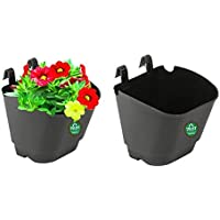 Vertical Gardening Pouches(Small) - Black