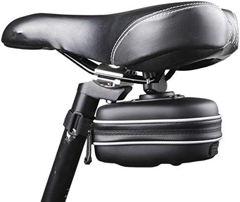 自転車用サドルバッグ EVA Oneハードサドルバッグサドルバッグ自転車防水テールバッグ MBTまたはロードバイクシート用
