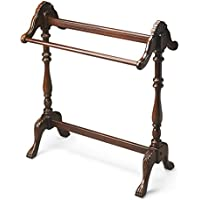 Butler specality company BUTLER 991024 JOANNA PLANTATION CHERRY BLANKET STAND